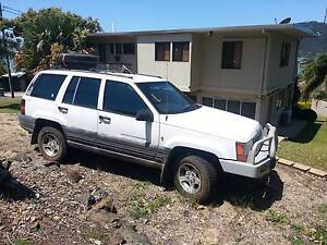 1998 Jeep Grand Cherokee Wagon Airlie Beach Whitsundays Area Preview