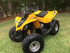 2008 Can Am DS 90 Winmalee Blue Mountains Preview