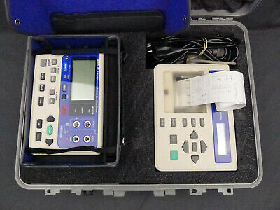 Avobiddle 246006 C-bite Compact Battery Condition Tester With Printer