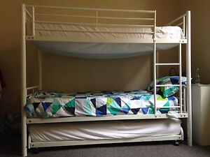 Bunk bed & trundle Exeter Port Adelaide Area Preview