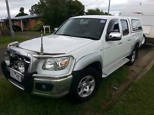 2005 Franklin G2 Caravan and 2010 Mazda BT50 Combo Bundaberg Central Bundaberg City Preview