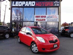 2008 Toyota Yaris LE,Power Windows,Full Automatic*No Accident*