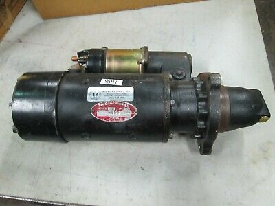 Delco Remy Starter 12v Mod 1990420 Series 42mt Type 400