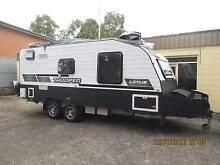Off Road Lotus Trooper Caravan- Extra's Included- Very Negotiable Chittaway Bay Wyong Area Preview