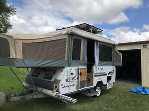 Jayco Hawk Poptop Caravan 2003