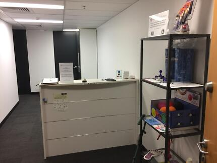 Rooms for rent in busy Muscle Therapy Clinic in Sydney's CBD
