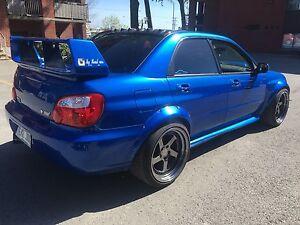 Subaru sti 2004