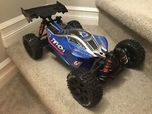 Arrma Typhon 6s blx buggy ( NEVER USED)