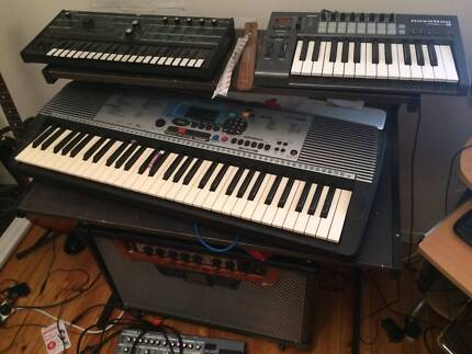 Selling midi keyboard + full size keyboard