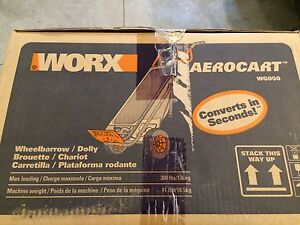Barouette AEROCART WORX NEUF