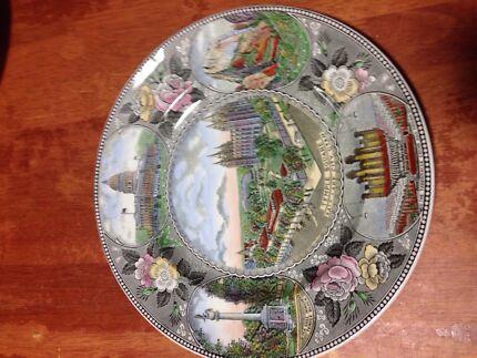 The Utah Plate - Old English