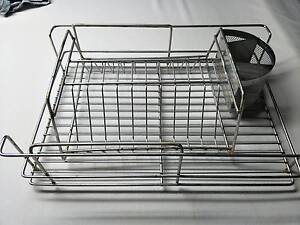 Stainless Steel Cutlery Rack for sale Avoca Bundaberg City Preview