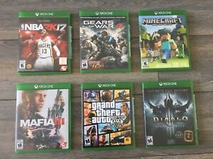 Jeux / Games - Xbox One