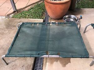 Metal frame dog bed Smithfield Cairns City Preview
