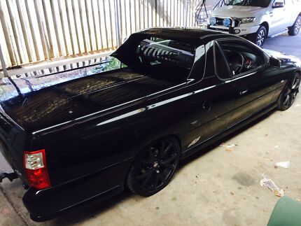 Holden VY SS UTE 6sp swaps