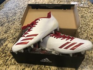 Adidas Football Cleats - Size 8 NEW