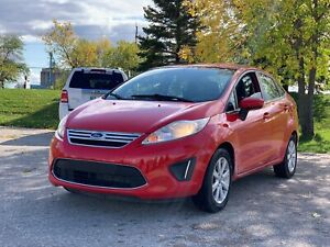 Ford Fiesta 2012 safetied *FINANCING AVAILABLE *