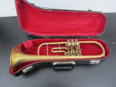 Musical Instruments & Gear Brass Alte Tuba Horn Migma Elegant In Style