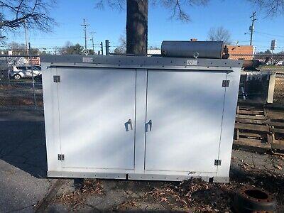 Kohler 20 Kw Natural Gas Generator Model 20 Rz