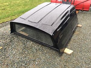 Truck cap in new condition
