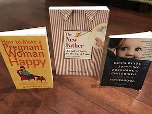 Baby Books for Dad