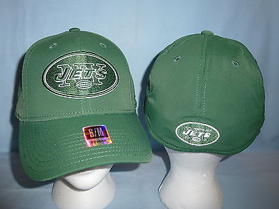 New York NY JETS  Reebok  NFL  FitMax 70  CAP/HAT  size Small/Medium  NWT  green