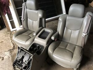 2000 TO 2006 GREY LEATHER POWER SEATS