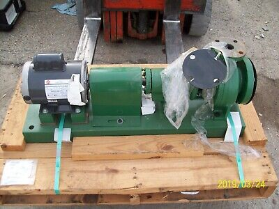 New Crane Deming Pump 1 Phase 1 Hp 80 Gpm 175 Psi Part 136405