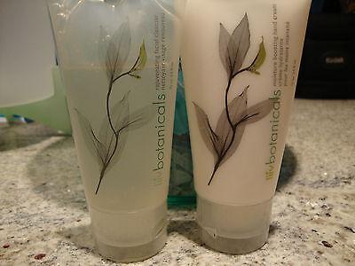 AVON Liiv Botanicals Facial Cleanser & Hand Cream Lot of  Ne
