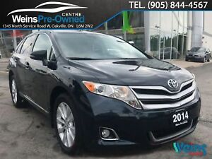 2014 Toyota Venza 4DR WGN| AWD| POWER GROUP| BLUETOOTH|