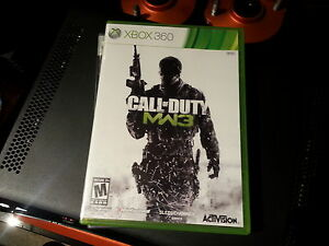 Call of Duty Modern Warfare 3 Xbox 360 Cambridge Kitchener Area image 1
