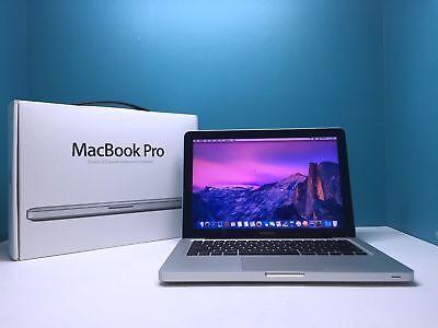 "MINT 13"" Apple MacBook Pro Pre-Retina / 16GB / 1TB SSD HYB / WARRANTY / OS-2018"