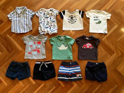 Baby clothes size 000 Toshi, Pumpkin Patch, Bebe, Ouch etc