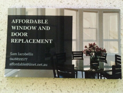 Affordable Window & Door Replacement Willetton Canning Area Preview