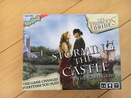 """Board game: The Princess Bride """"Storming the Castle"""""""