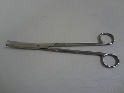 Mayo Scissors 8 Curved German Stainless Steel Ce Surgical