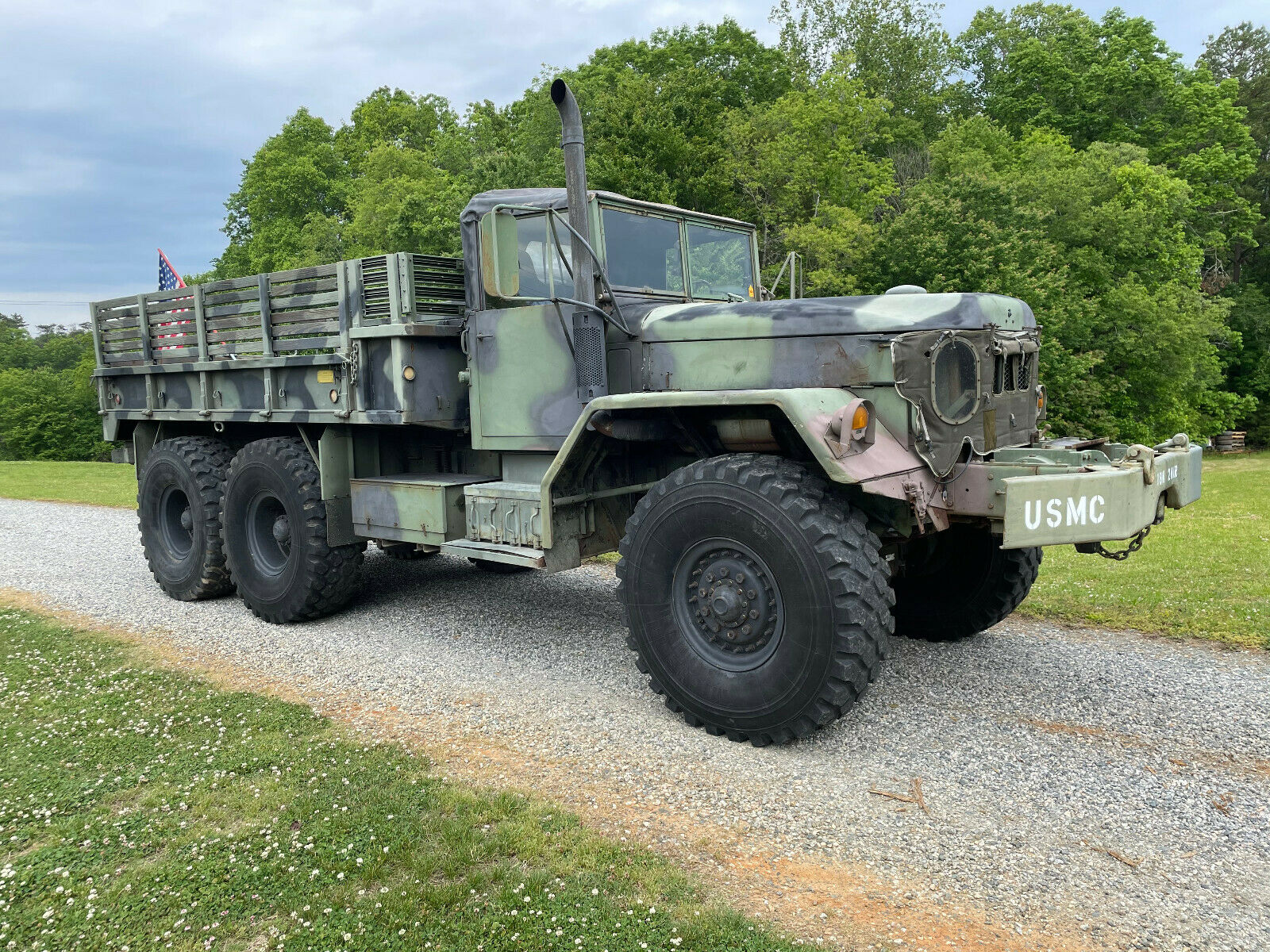 1971 M813A1 5 Ton 53 inch Tires