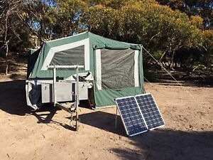 Camper trailer Port Lincoln Port Lincoln Area Preview