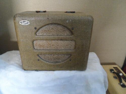 Vintage Supro Tweed Tube Guitar amp Amplifier