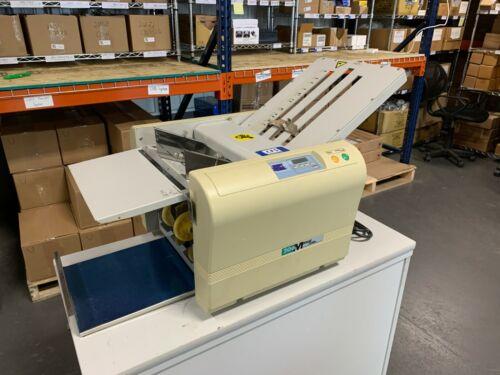 MBM 206M Manual Tabletop Friction Paper Folder