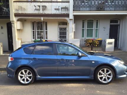 2008 Subaru Impreza RS Hatchback AWD Auto logbook serviced Alexandria Inner Sydney Preview