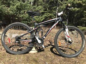Kranked DSXC Mountain bike