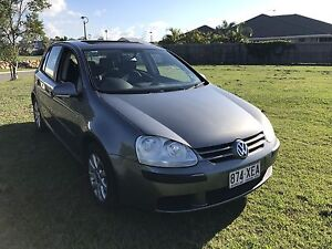 Turbo diesel 05 VW Golf Redcliffe Redcliffe Area Preview