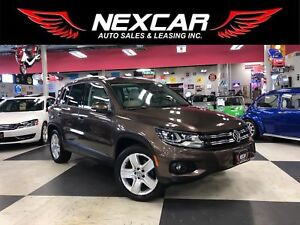 2015 Volkswagen Tiguan 2.0TSI COMFORTLINE AUT0 LEATHER BACKUP CA