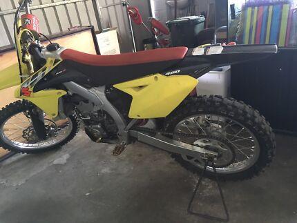 Suzuki KM-Z450 Morayfield Caboolture Area Preview