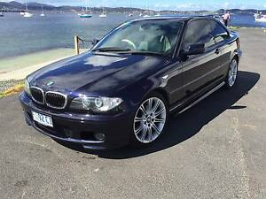 2006 BMW 320ci SPECIAL EDITION Hobart CBD Hobart City Preview