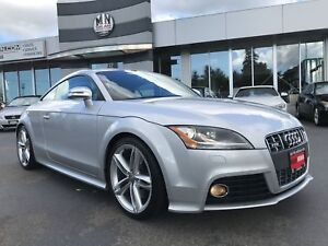 2009 Audi TTS Coupe TT S Quattro Turbocharged AWD **CLEAN**