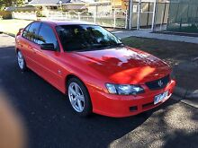 Holden VY SV8 SS GEN 3 LS1 192000kms St Albans Brimbank Area Preview