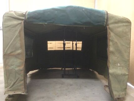 Heavy Duty Canvas Canopy Parkerville Mundaring Area Preview
