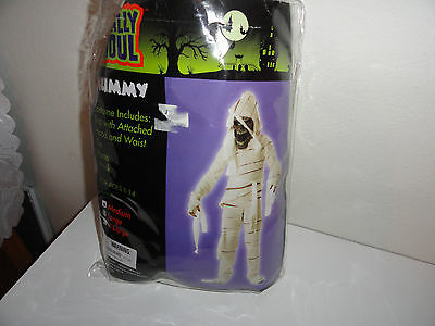 CHILD'S MUMMY HALLOWEEN COSTUME-SIZE MEDIUM FOR AGES 8-14](Mummy Costumes For Halloween)